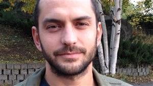 L'auteur Nicolas Lauzon