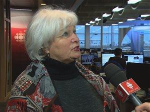 Danielle Doyer, la mairesse de Mont-Joli