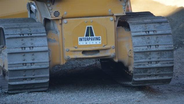 L'entreprise Interpaving a pour neuf millions de dollars en contrats avec la Ville du Grand Sudbury.