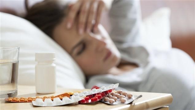 Un adulte peut avoir de 2 à 4 épisodes de rhume par année alors qu'un enfant va en avoir de 6 à 12.