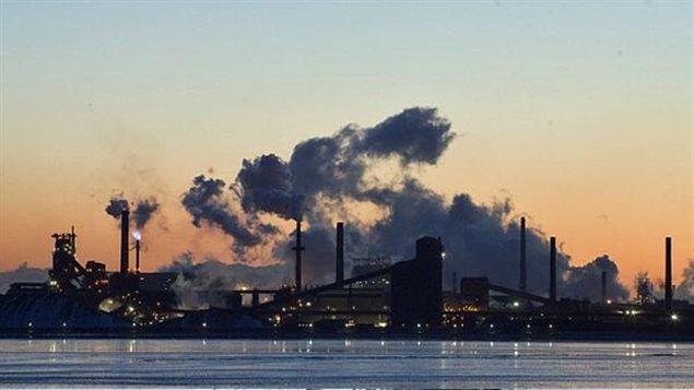 US Steel à Hamilton