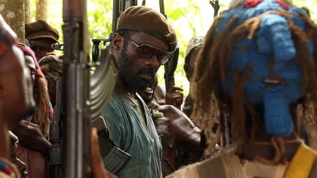 Idris Elba dans «Beasts of No Nation»