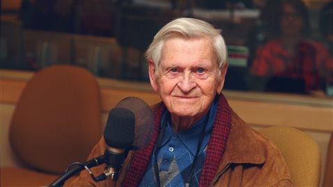 Le père Benoît Lacroix