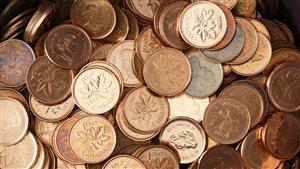 Vrai ou faux: paiement par carte et règle sur l'arrondissement du sou noir