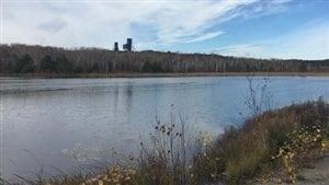 La mine Nickel Rim South à Sudbury