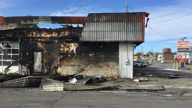nouvelle vague d 39 incendies suspects dans le secteur cap de la madeleine ici radio. Black Bedroom Furniture Sets. Home Design Ideas