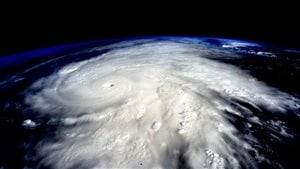 La naissance d'un ouragan expliquée