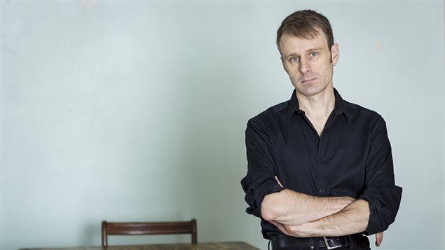 L'auteur Nicolas Dickner