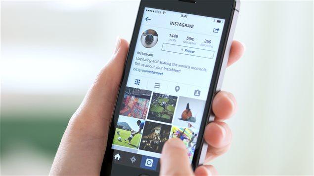 Instagram est populaire