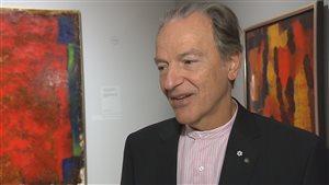 Une vie d'or et d'art pour Pierre Lassonde