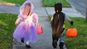 L'Halloween «interdit aux grands» à Bathurst