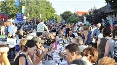 Roberval prend le rythme de la Traversée internationale du lac Saint-Jean