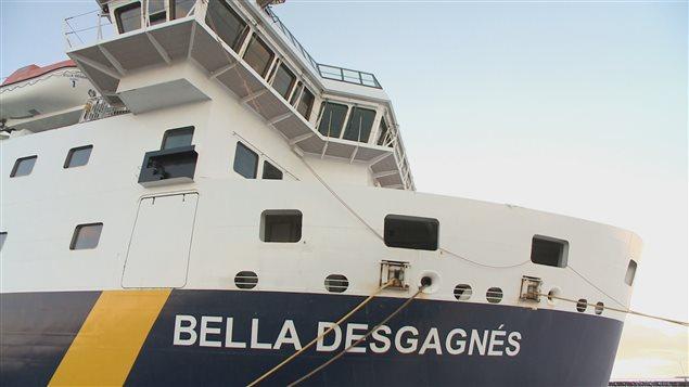 Le Bella Desgagnés
