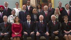 Justin Trudeau devient le 23e premier ministre du Canada