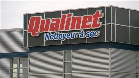 Une succursale de l'entreprise Qualinet