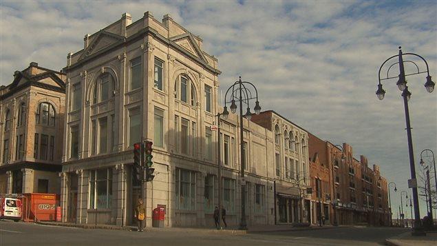 Le Bistro-Brasserie Les Soeurs Grises sera situé à l'angle des rues des Forges et Notre-Dame Centre