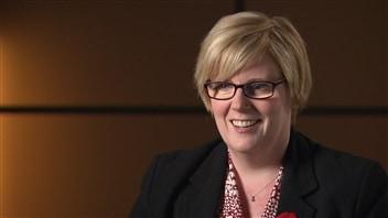 Dopage : la ministre des Sports, Carla Qualtrough, s'indigne