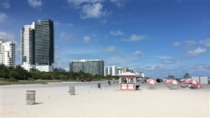 Miami Beach, une future Venise?
