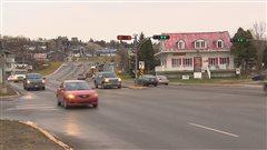 Saguenay veut améliorer la sécurité du boulevard Saint-Paul