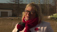 La députée libérale Yvonne Jones