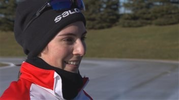 Noémie Fiset, médaillée à sa première Coupe du monde