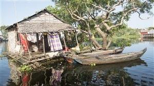 La vie secrète du lac Tonle Sap