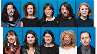 Les 10 jeunes auteurs à surveiller de <i>Plus on est de fous, plus on lit!</i>