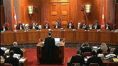 Audiences de la cause Caron-Boutet en Cour suprême du Canada