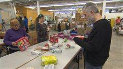 Face à la pénurie alimentaire, Moisson Winnipeg fait un appel aux dons