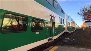 Un train GO (archives)