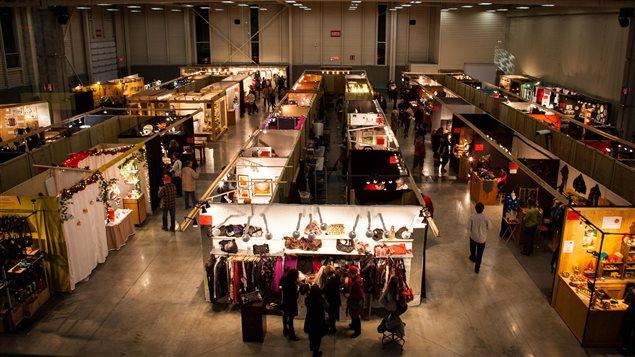 Le salon des m tiers d 39 art de l 39 estrie s 39 ouvre jeudi ici for Salon metier d art montreal