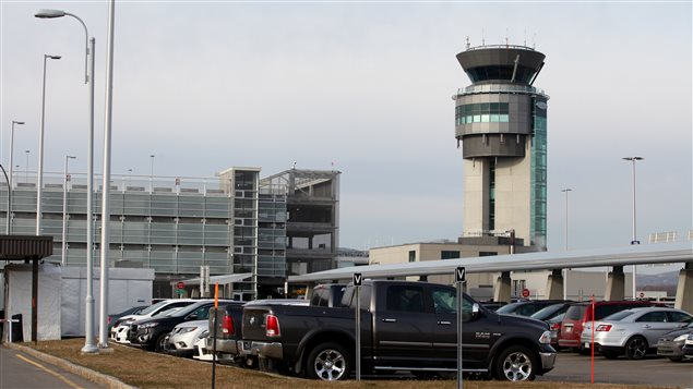 Travaux d'agrandissement de l'aéroport international Jean-Lesage de Québec