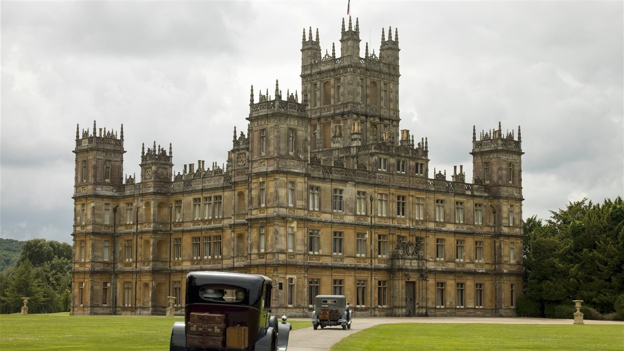 Notre antenne ici on f te 2015 ici radio - Chateau downton abbey ...