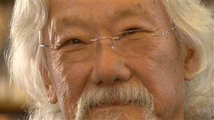 8 questions à l'environnementaliste David Suzuki