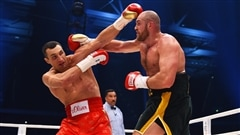 Tyson Fury détrône Wladimir Klitschko