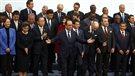 «Il s'agit de décider de l'avenir même de la planète» - François Hollande
