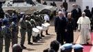 À Bangui, le message de paix du pape François
