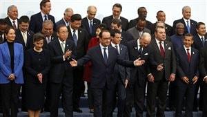 Le climat un enjeu dans les relations internationales