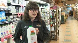 Shannon Smith, nutritionniste en chef des magasins Choices Markets.