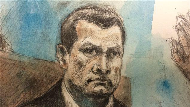 James Forcillo témoigne durant son procès