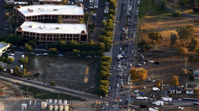L'événement tragique de San Bernardino a pris naissance au Inland Regional Center.