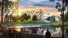 Solar Uniquartier: un projet immobilier de 1milliard voit le jour à Brossard