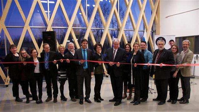 Inauguration du CTRI du Cégep de l'Abitibi-Témiscamingue