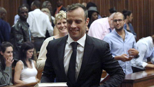 Oscar Pistorius, libéré sous caution