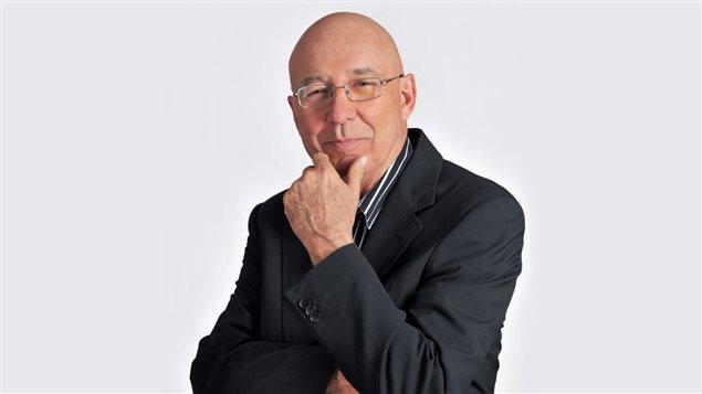Le compositeur François Dompierre