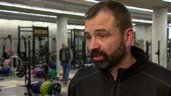 Arnd Ludwig, entraîneur de l'équipe canadienne de volleyball féminin