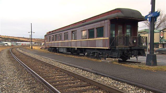 Le conseil municipal d 39 amqui rejette d finitivement le projet du wagon ly - Wagon de train a vendre occasion ...