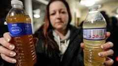 Six fonctionnaires inculpés pour la crise de l'eau à Flint