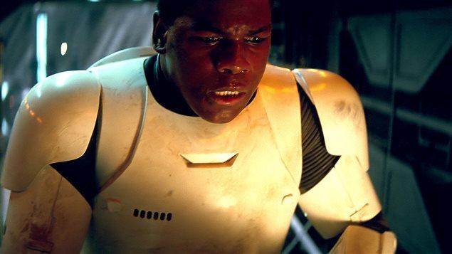 Le film «Star Wars : Le réveil de la force»