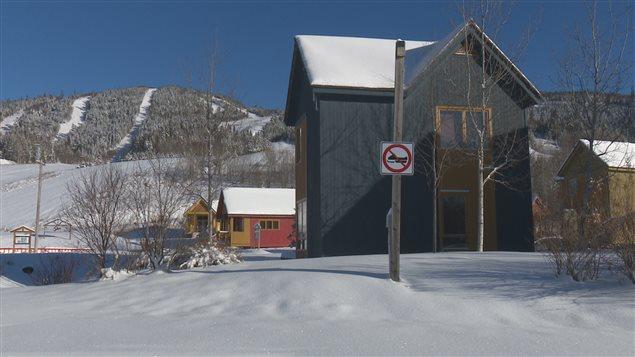 La station de ski Pin Rouge